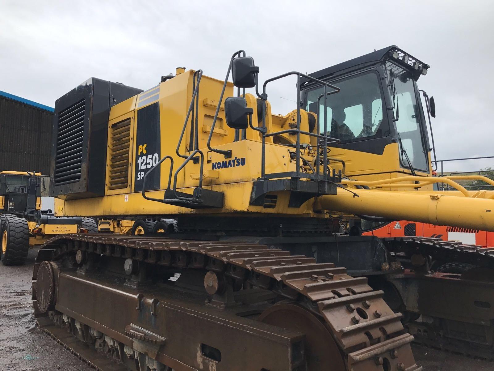 komatsu pc12508 sp omnia machinery