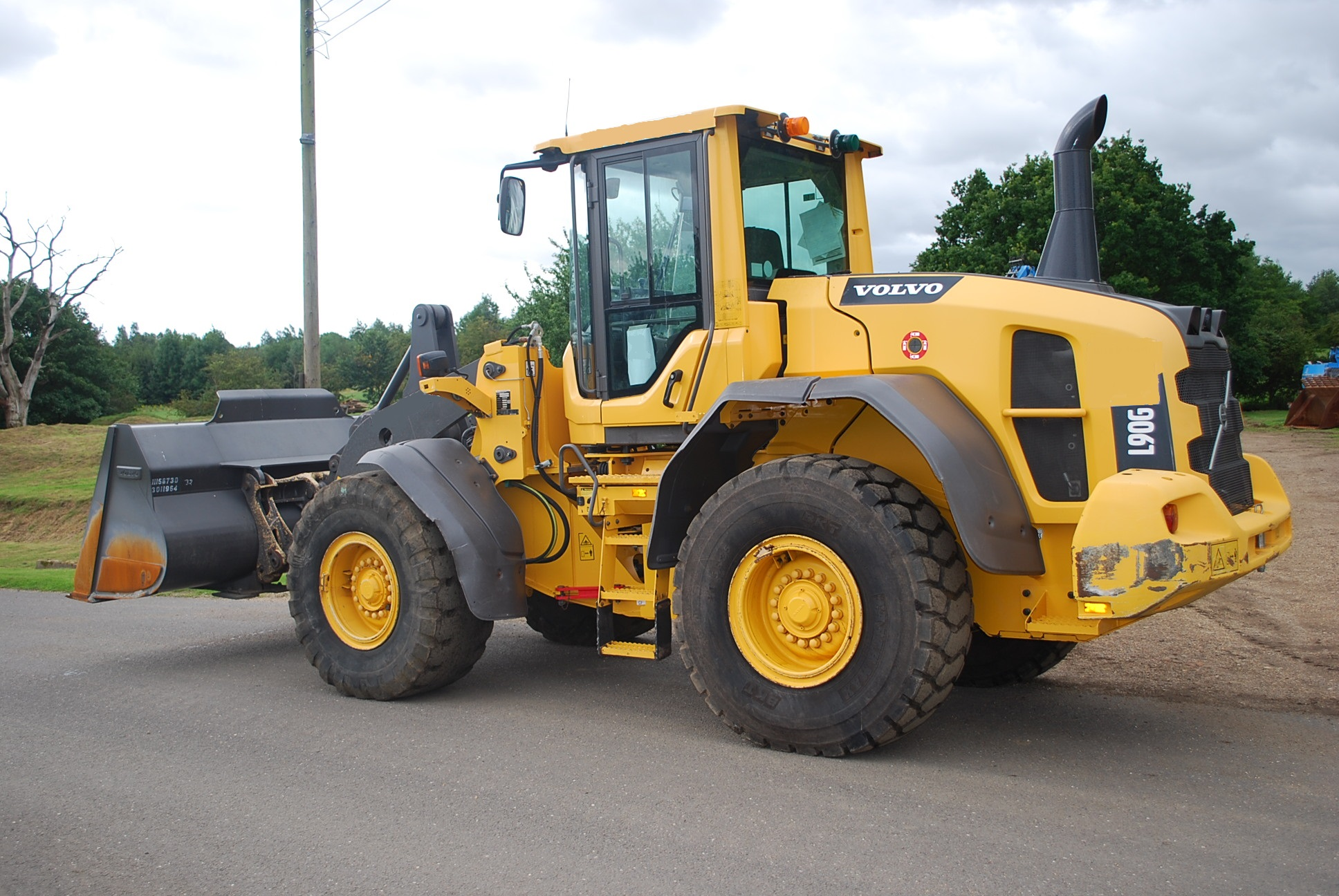 Used Volvo L90g For Sale Omnia Machinery