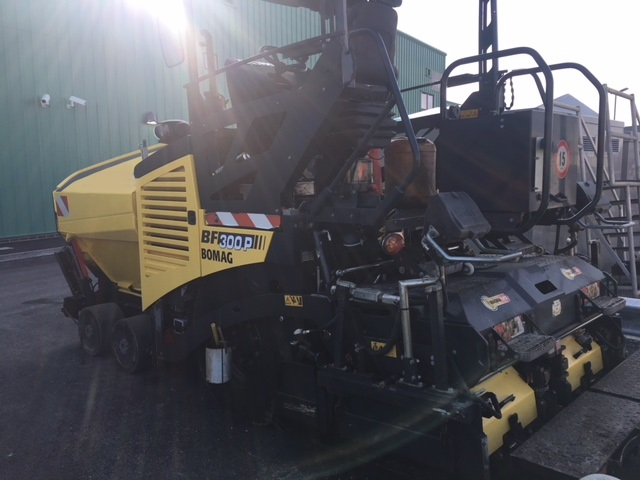 Used Bomag Bf300p For Sale Omnia Machinery