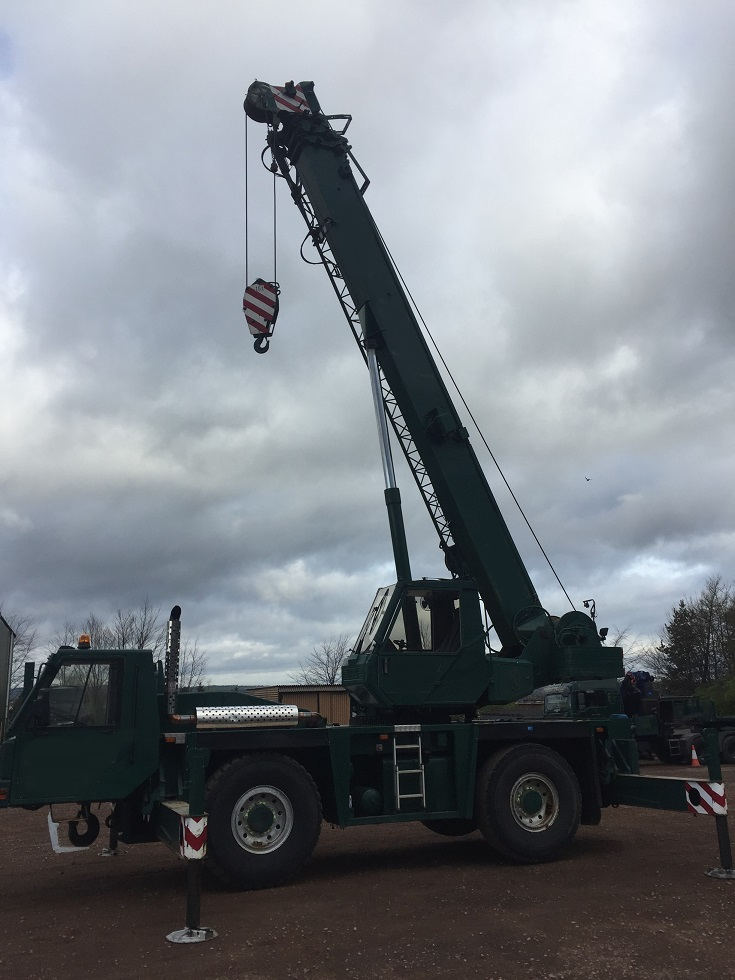 Used Terex PPM ATT 390 for sale - Omnia Machinery