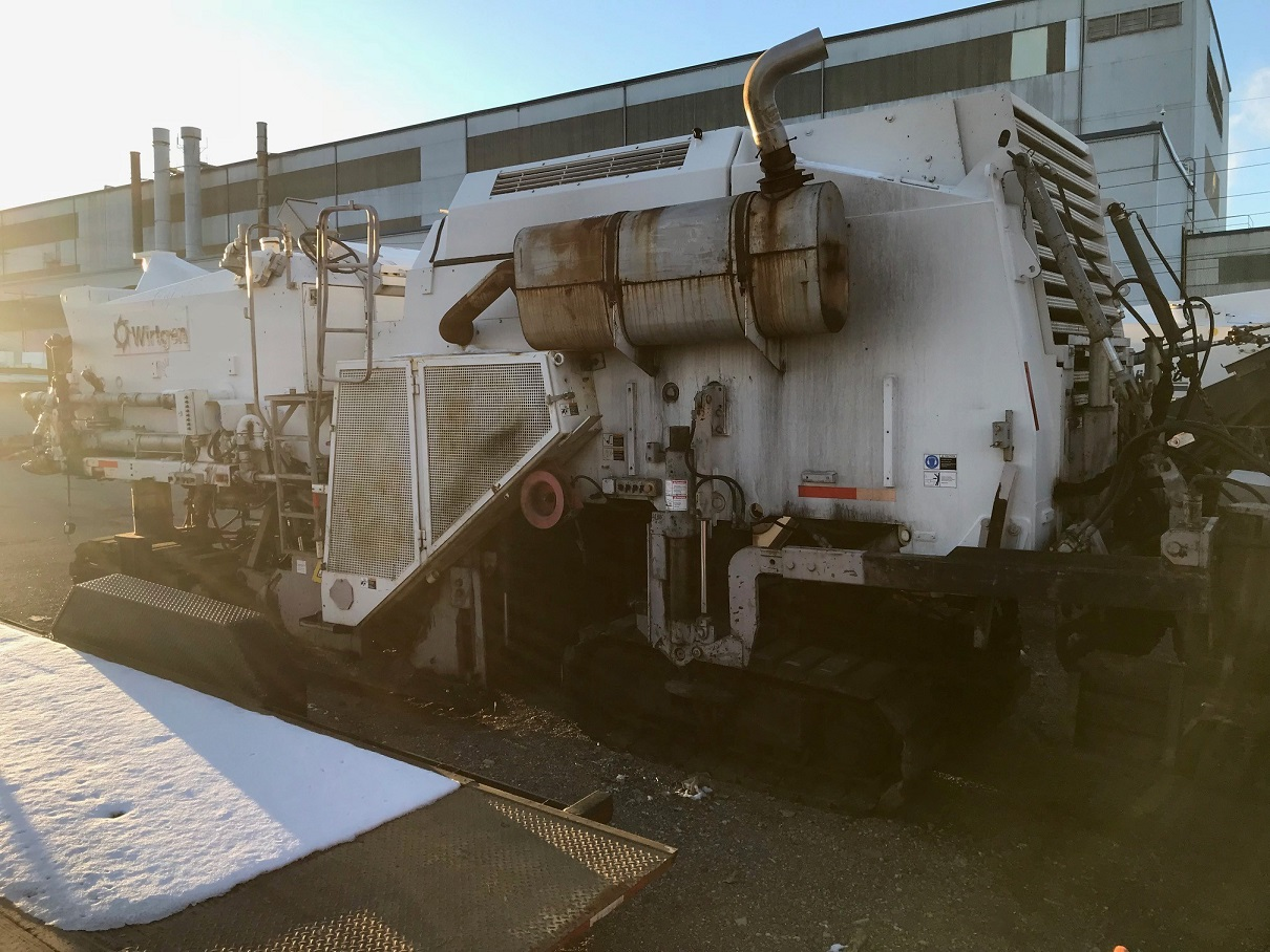 Wirtgen W2100 Dc R Omnia Machinery