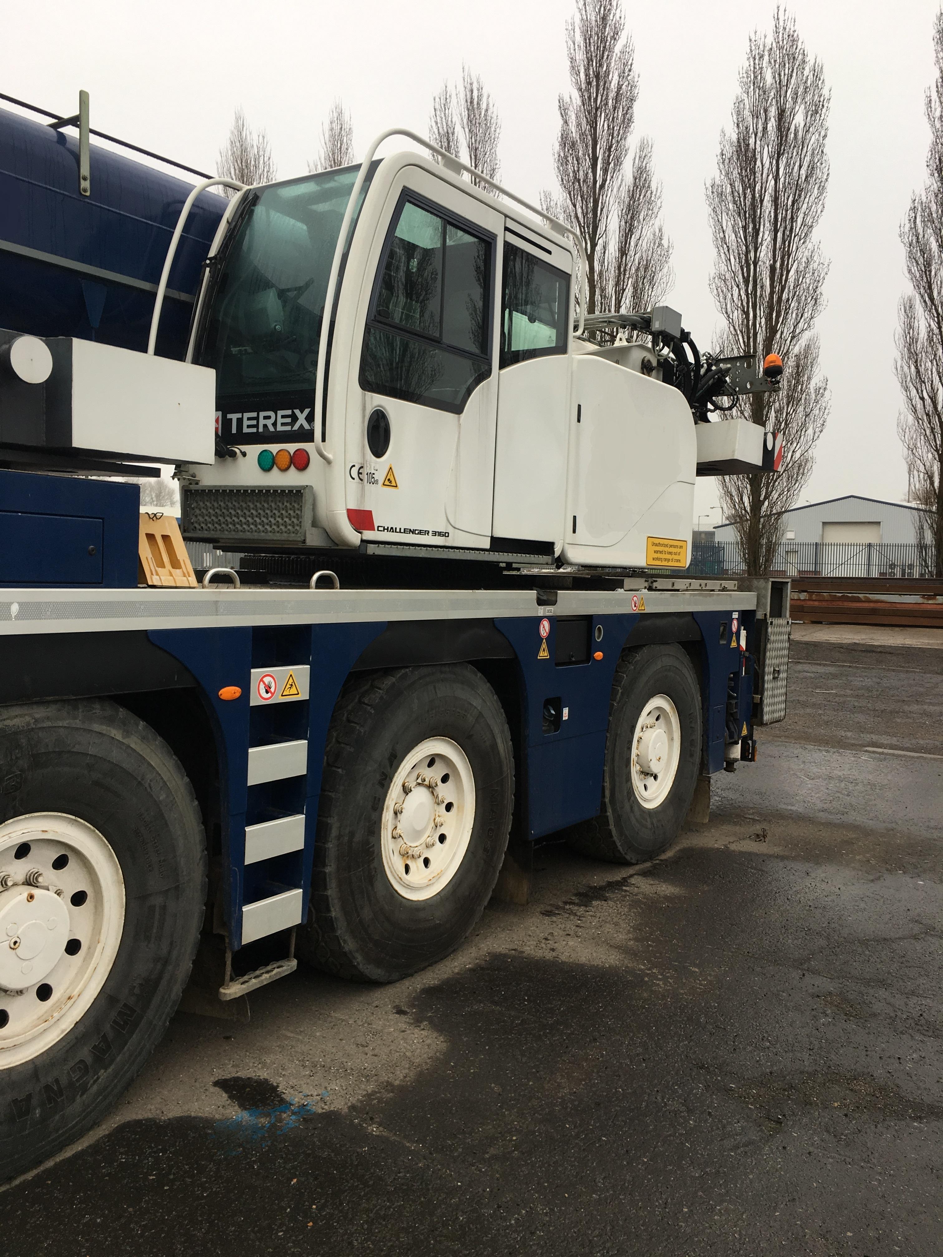 Terex Challenger 3160 Omnia Machinery