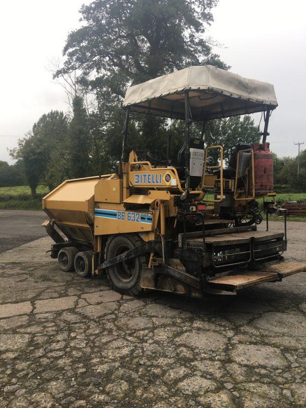 Bitelli Machine BB632