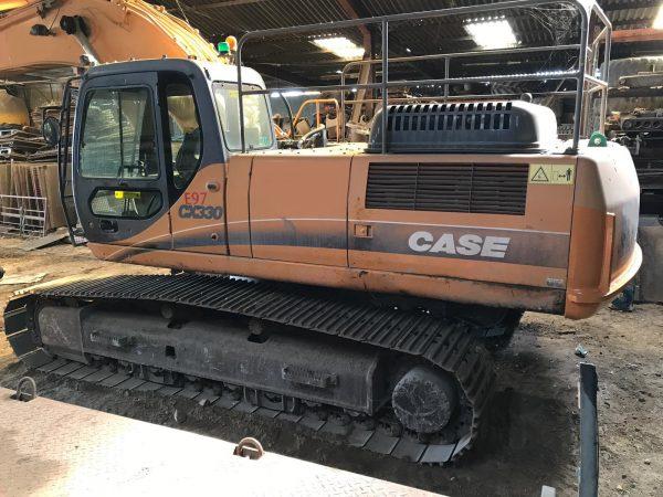 Case CX330
