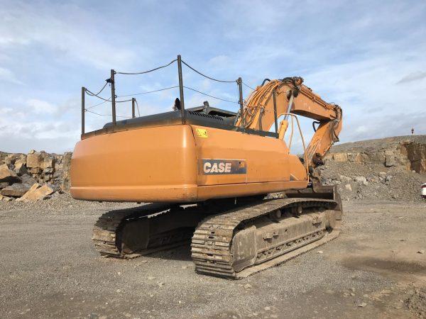 Case CX350