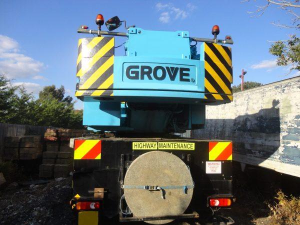 Grove GMK 3055