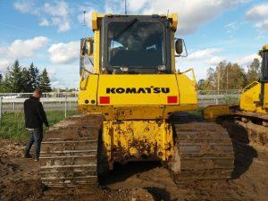 Komatsu D61PX-15