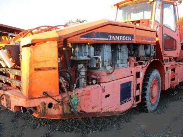 Tamrock Axera T11