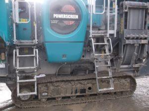 Powerscreen Metrotrak HA