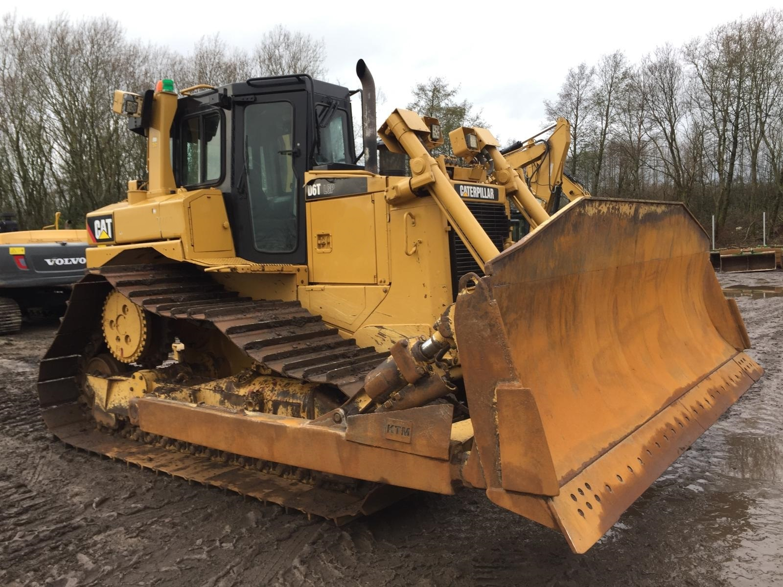 Caterpillar D6T LGP For Sale | Omnia Machinery