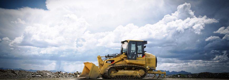CAT machinery and maintenance.