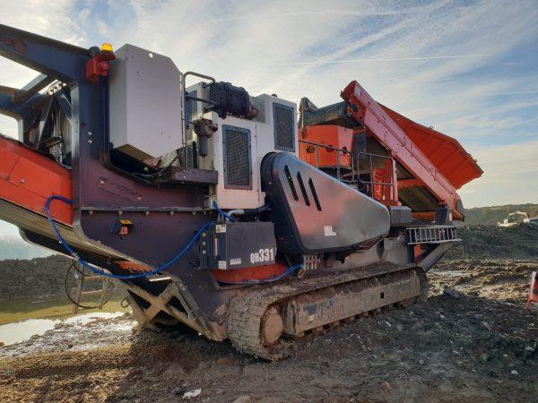 Sandvik QH331 Machine