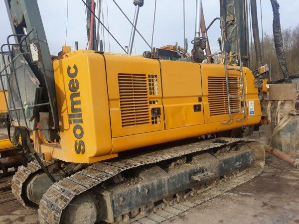 Soilmec Machine SF 50