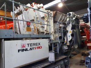 Terex Finlay I-110