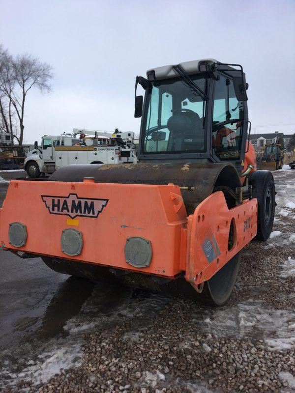 Hamm Machine 3412