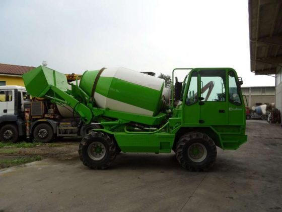 Merlo DBM 3500 EV