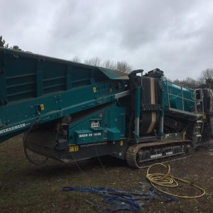 Used Mining Screens for Sale | Omnia Machinery