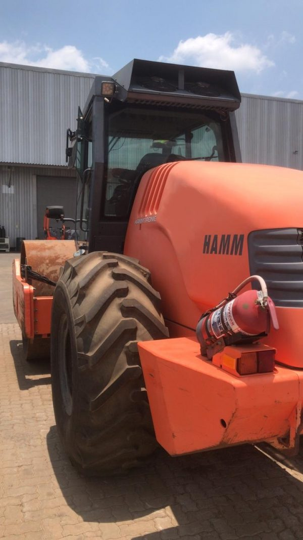 Hamm Machine 3520