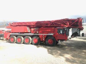 Liebherr LTM 1100-5.1