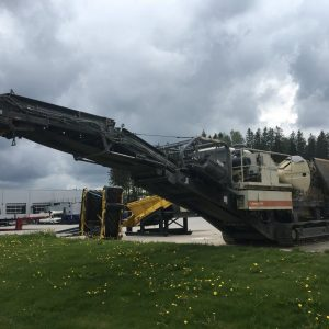 Used Jaw Crushers for Sale | Omnia Machinery