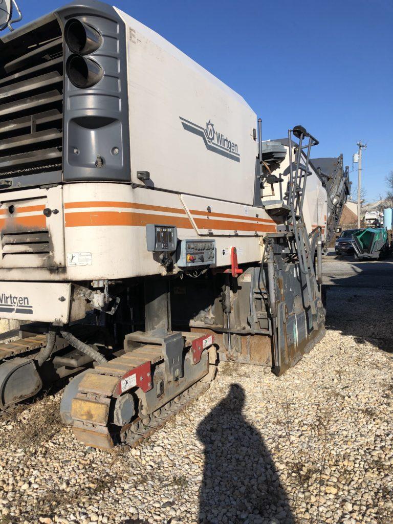 wirtgen w210 omnia machinery