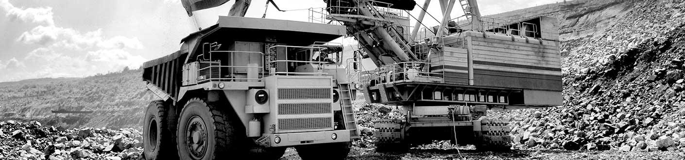 Quarry Machines Working