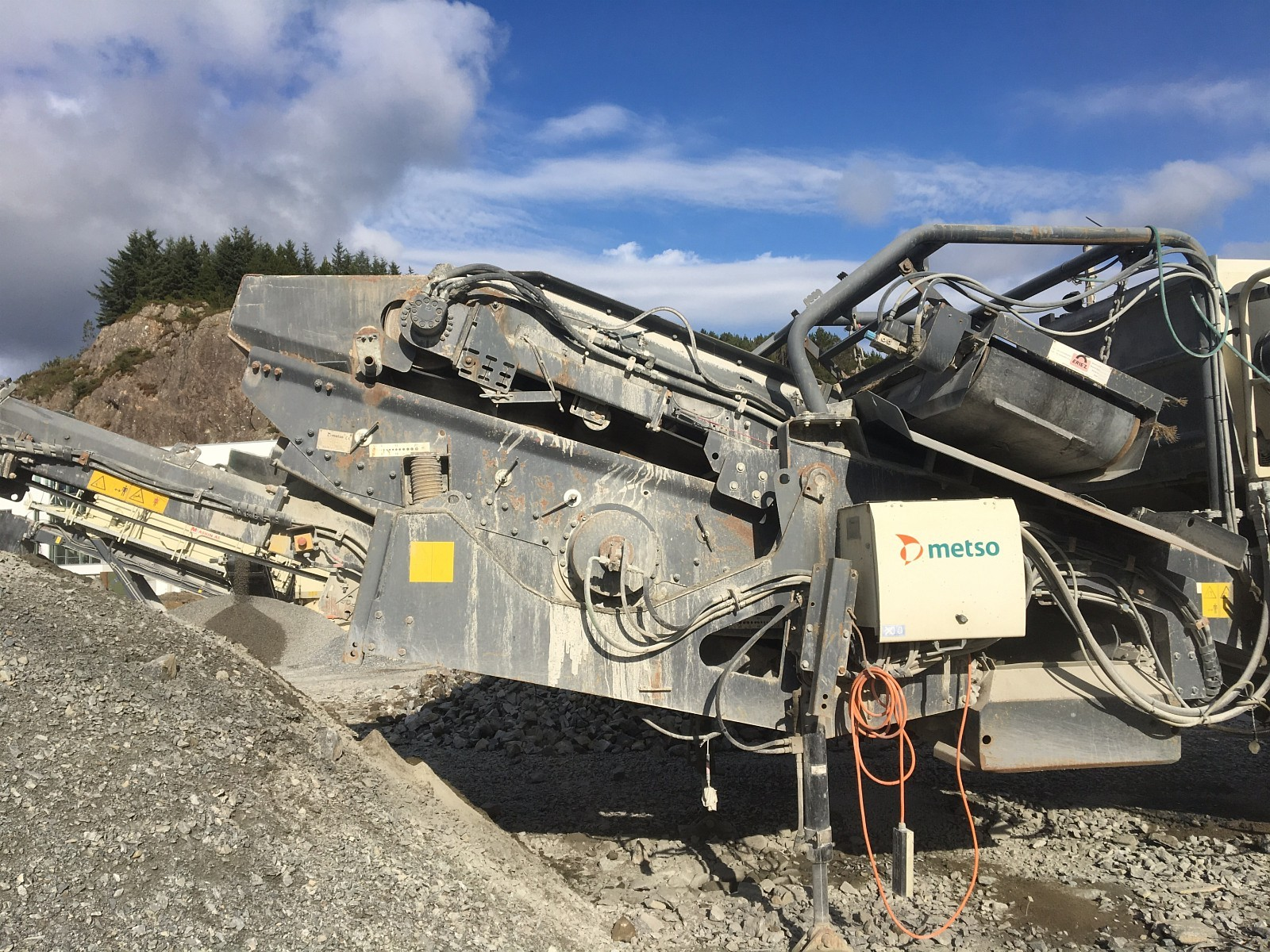 Metso LT 106 S For Sale   Omnia Machinery