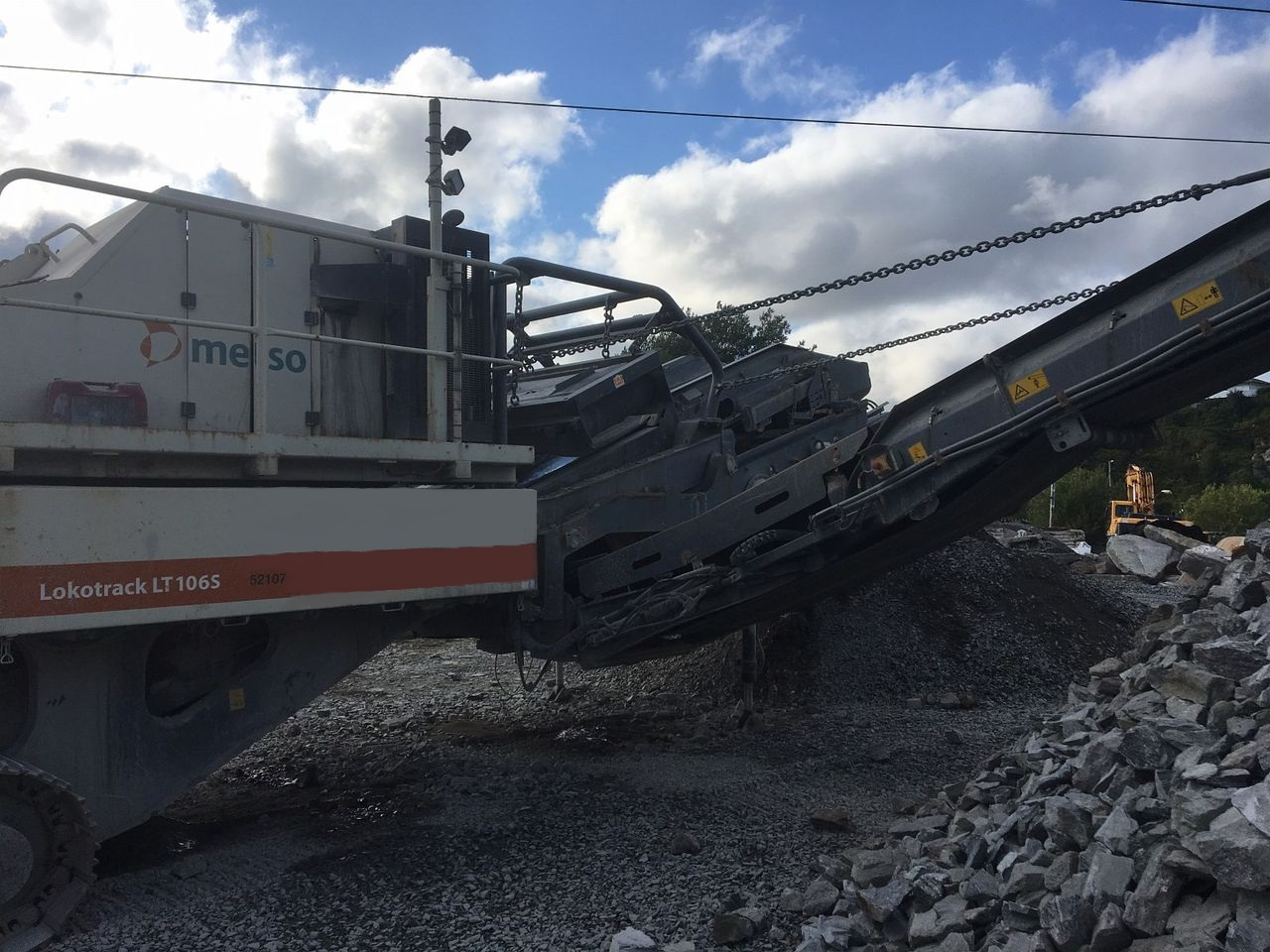 Metso LT 106 S For Sale | Omnia Machinery