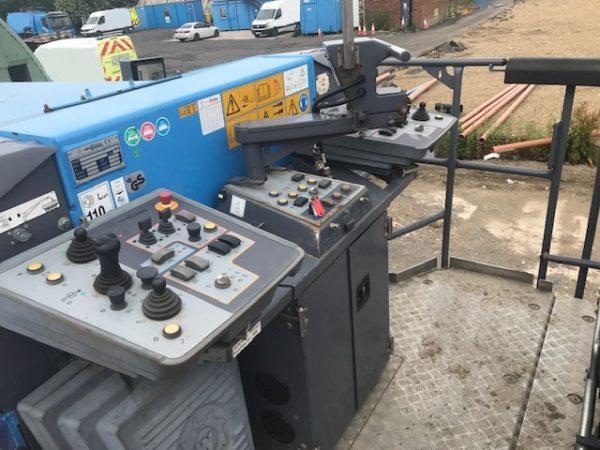 Wirtgen W210i Machine