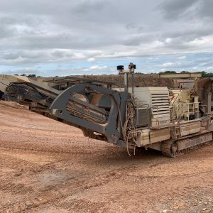 Used Impact Crushers for Sale | Omnia Machinery