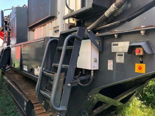 Sandvik Machine QH331