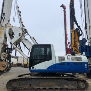 Used Rotary Piling Rigs for Sale | Omnia Machinery