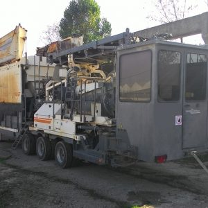 Second hand road planers