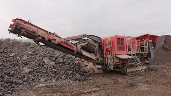 Terex Finlay J-1170 Machine