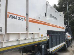 Wirtgen KMA220i