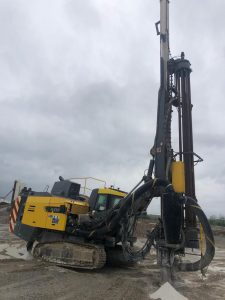 Atlas Copco FlexiROC D60