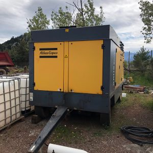Atlas Copco XRHS 366 CD