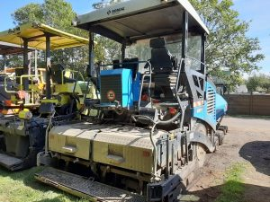 Bomag BF 600 P