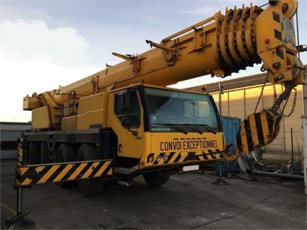 Liebherr Machine LTM 1070-4.1