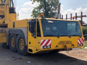 Liebherr LTM 1500-8.1