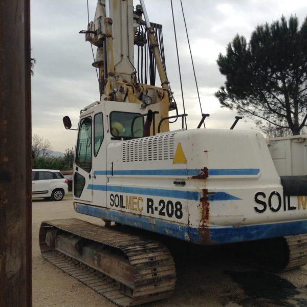 Soilmec R-208