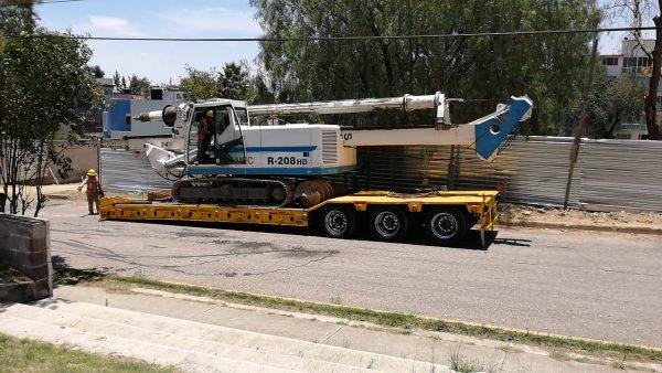 Soilmec R-208 HD