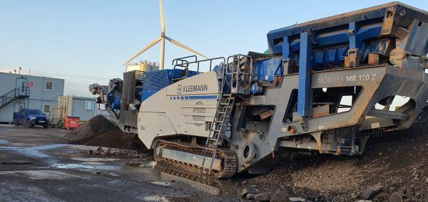 Kleemann Machine MR 110 Z EVO 2