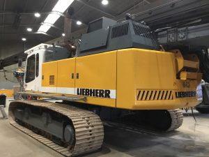 Liebherr LRB 255