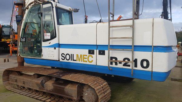Soilmec R210