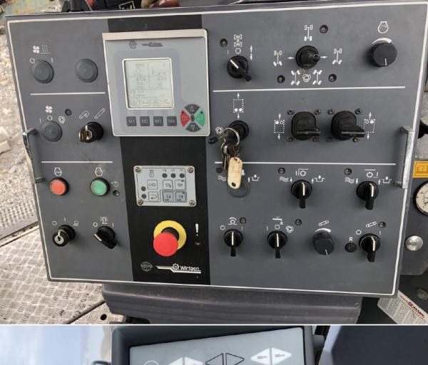 Wirtgen Machine W150i