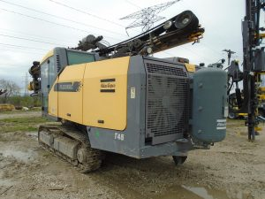 Atlas Copco FlexiROC T45-10