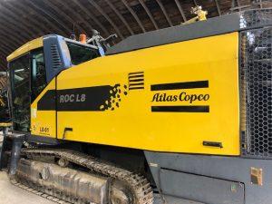 Atlas Copco ROC L8