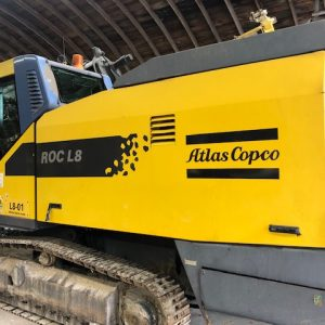 Atlas Copco ROC L8
