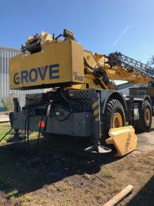 Grove RT-890E